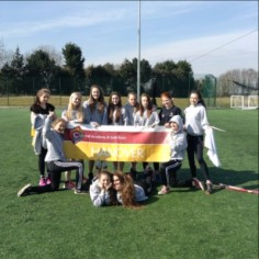 Year 11 Hockey housematch winners