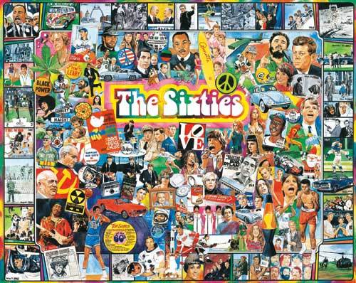 sixties-collage