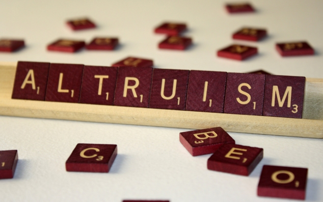 Altruism-in-the-charity-sector