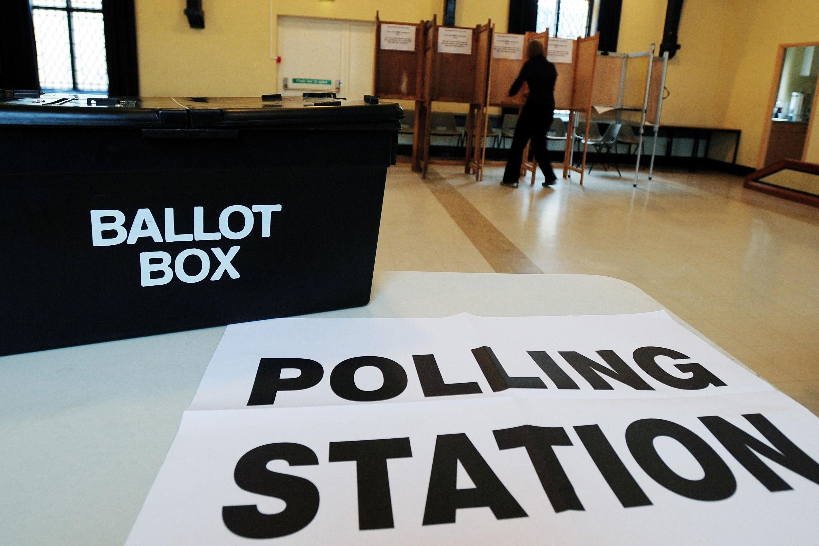 Ballot box 'is key to democracy'