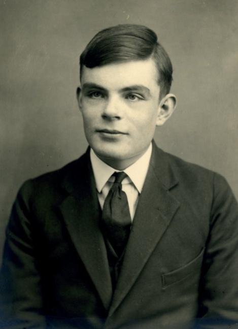 1928, Alan Turing, aged 16 (cropped)