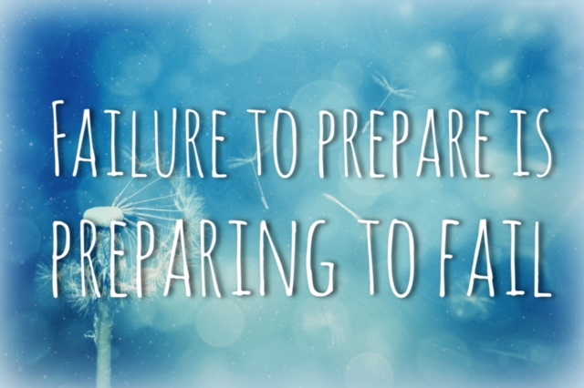 failure prepare
