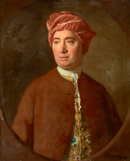 Allan Ramsay, David Hume, 1711 - 1776. Historian and philosopher