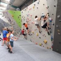 Climbing Tues 1