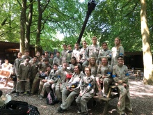Y9 Paintballing (7)