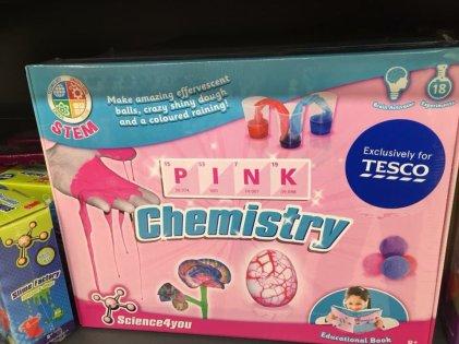 pinkchemistry