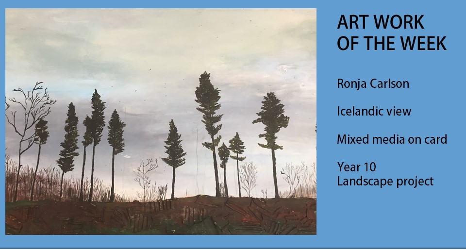 art work 11th january Ronja Carlson
